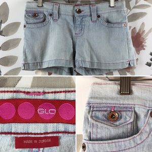 GLO Micro Stretch Denim Jeans